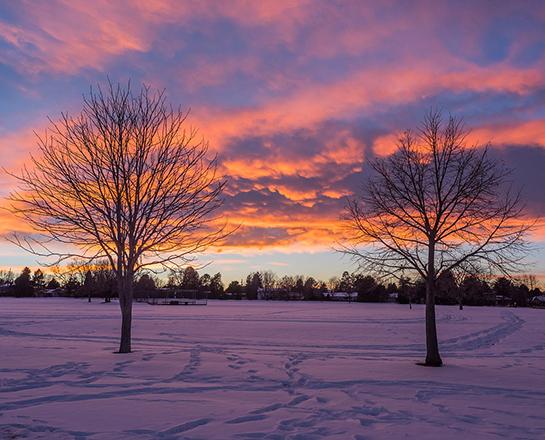 Denver Sunset Photos