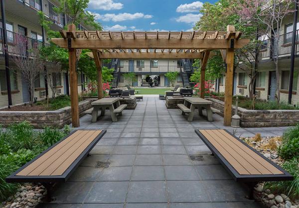 Urban Phenix Courtyard