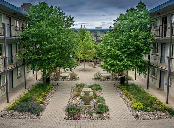 Urban Phenix Apartments Denver