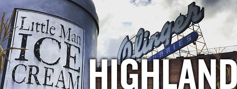 Highland Denver Neighborhood