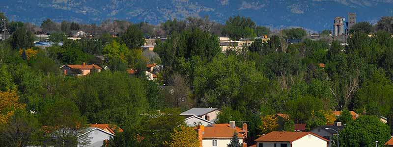 Westminster Denver Suburb