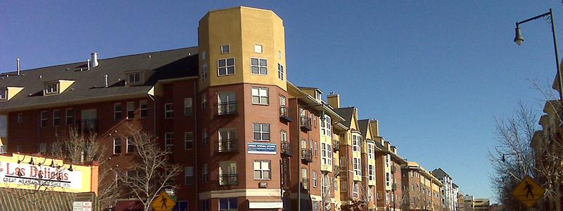 Uptown Denver Neighborhood