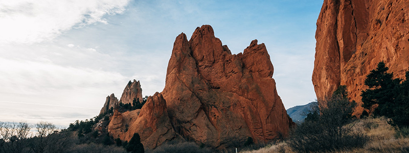 Colorado Springs or Denver