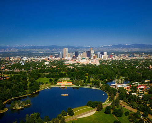 Denver Suburbs for Young Professionals
