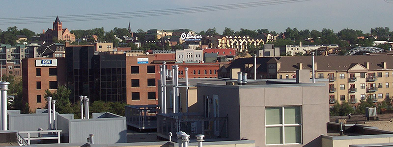 Highlands Denver Historic Neighborhood