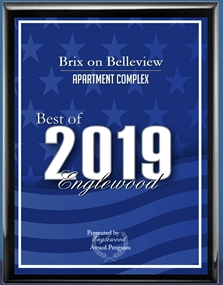 2019 Best of Englewood Award
