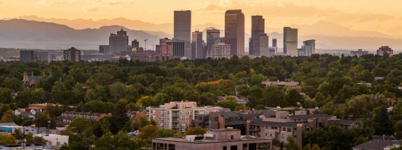 Cool neighborhoods in Denver