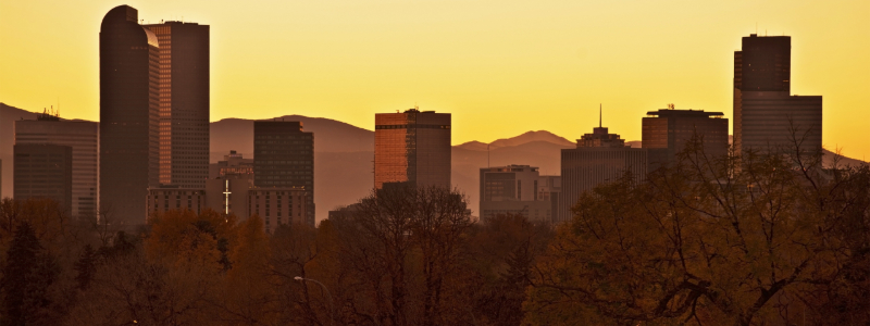 denver's climate makes it a popular place to live
