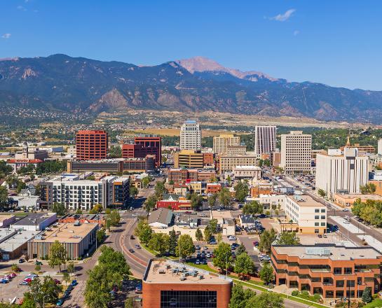 moving to colorado springs benefits