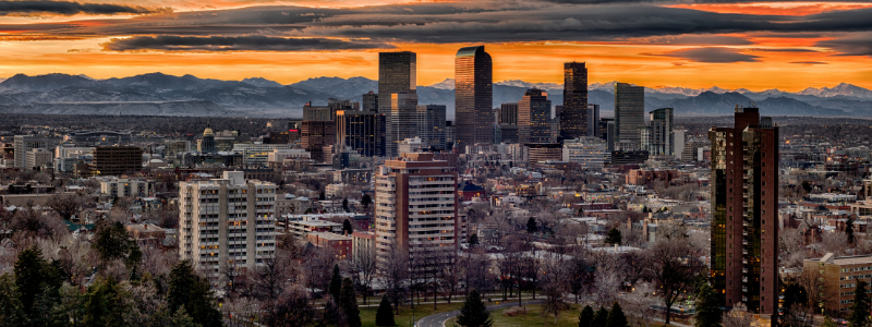 how to find an apartment in Denver Colorado