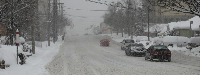 driving in snow denver